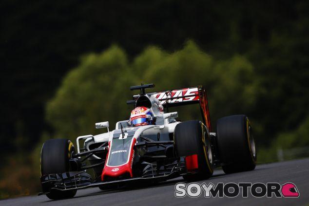 Romain Grosjean en Austria - LaF1