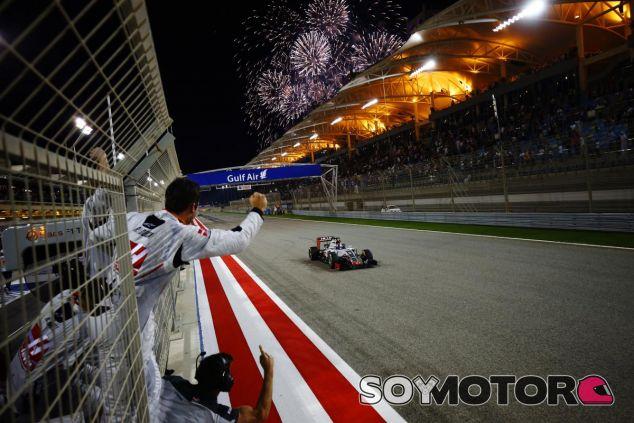 El equipo Haas ya suma 18 puntos en el Campeonato - LaF1