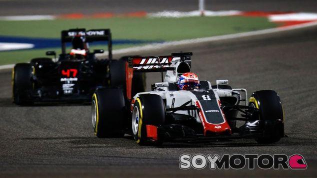 Romain Grosjean ya ha sumado 18 puntos esta temporada - LaF1
