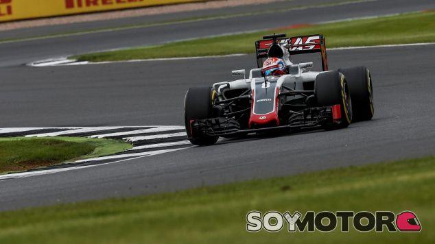 Grosjean saldrá 13º - LaF1