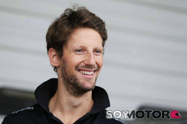 Grosjean verá caras conocidas en el equipo Haas - LaF1
