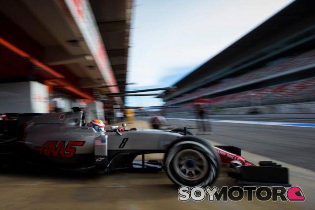 Haas mantiene la prudencia tras los test - LaF1