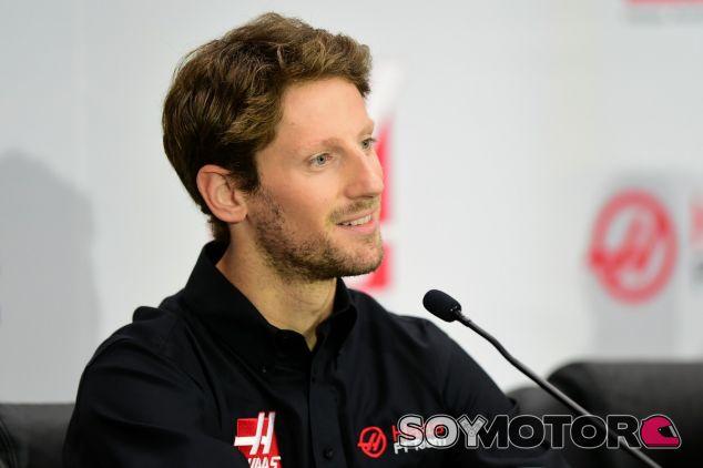 Romain Grosjean no fichó por Haas por la vinculación con Ferrari - LaF1