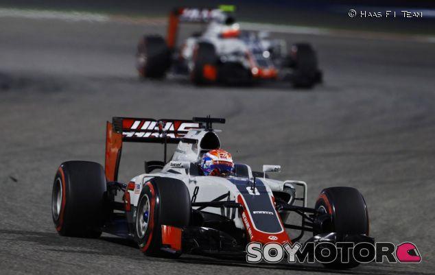Grosjean explica el plan de desarrollo de Haas - LaF1
