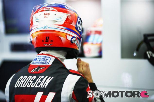Romain Grosjean, orgulloso de su fichaje con Haas - LaF1