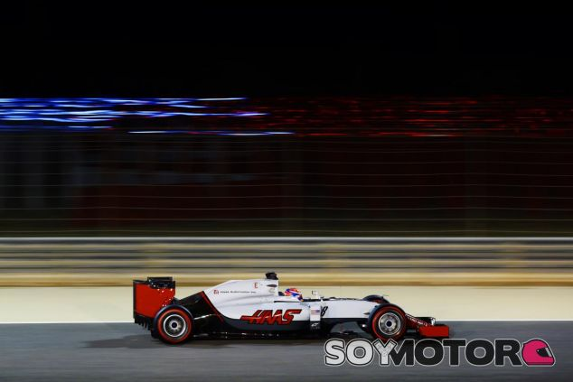 Romain Grosjean finalizó en quinta posición en Baréin - LaF1
