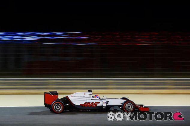 Grosjean aspira al Top 10 pese a un problema en el alerón - LaF1