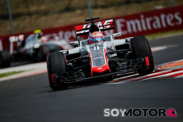 Grosjean aspira a estar entre los diez primeros en Hungría - LaF1