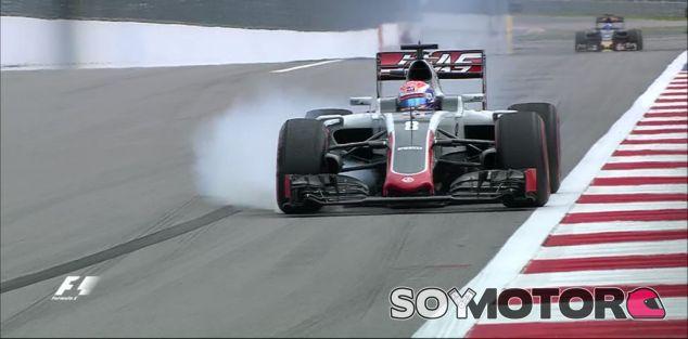Romain Grosjean no está contento con el rendimiento de su monoplaza - LaF1
