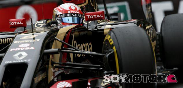 Romain Grosjean no descarta su salida de Lotus si no ganan - LaF1.es