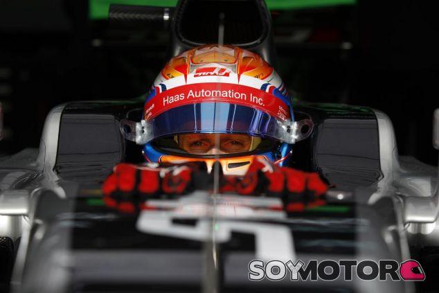 Grosjean quiere probar suerte en la NASCAR - LaF1