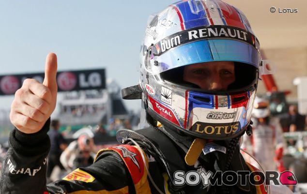 Romain Grosjean continúa visitando al psicólogo - LaF1