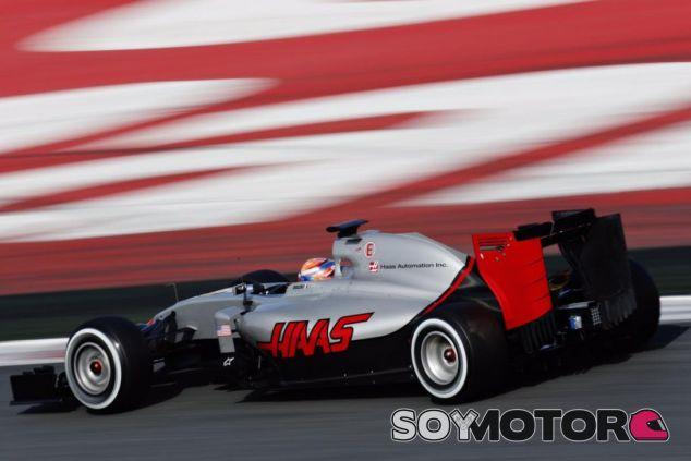 Grosejan termina segundo en el tercer día de test - LaF1