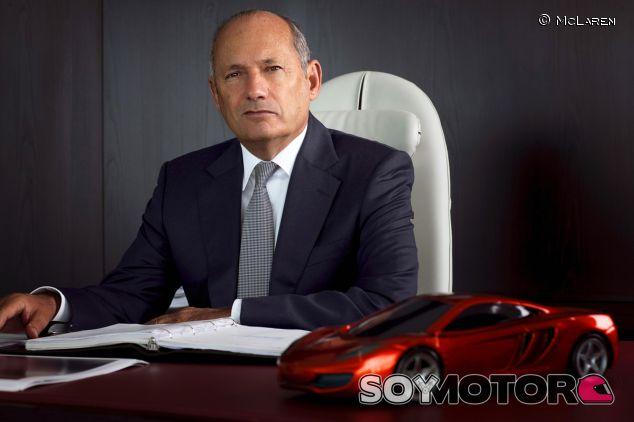 Ron Dennis vuelve como CEO de McLaren Group