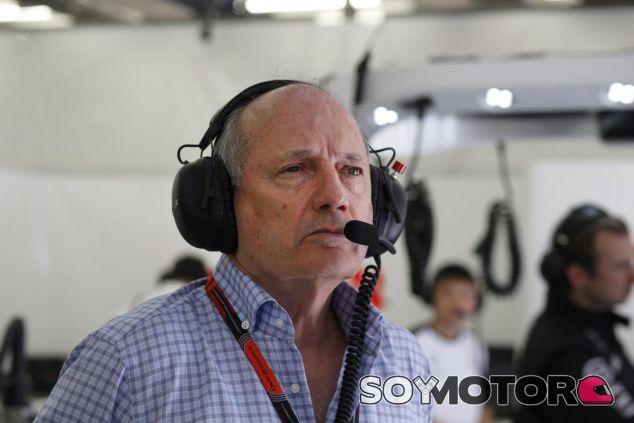 Ron Dennis ha sido apartado de su propio equipo - SoyMotor