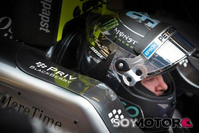 Nico fue primero, pero sabe que lo más difícil del GP está por llegar - LaF1