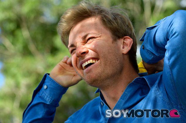 Nico Rosberg en Albert Park - SoyMotor.com
