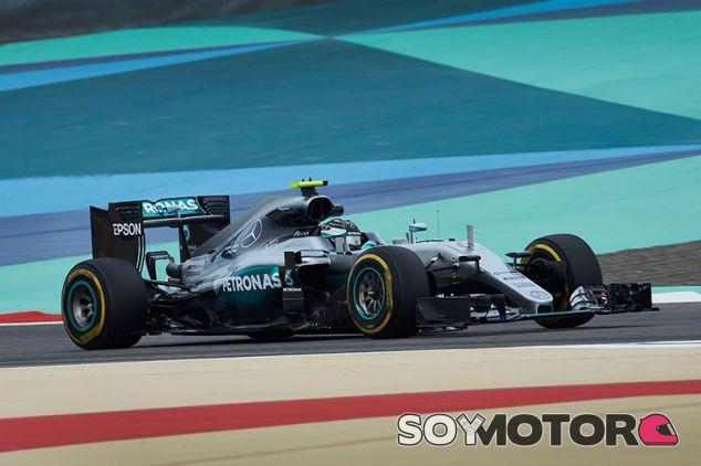 Nico Rosberg ha sufrido mucha degradación con el neumático blando - LaF1