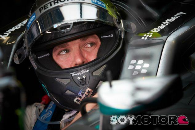 Nico Rosberg vuelve a ganar sin presión - LaF1