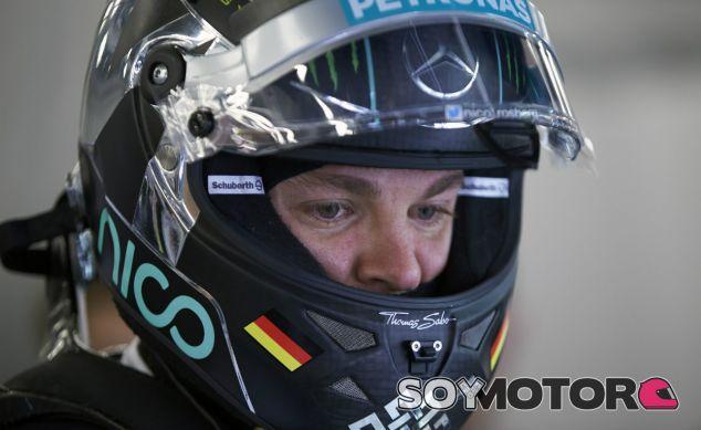 """Rosberg responde a Hamilton: """"Me considero 100% alemán"""" - LaF1.es"""