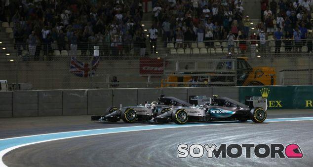 Mercedes descarta las órdenes de equipo - LaF1