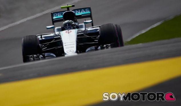 Nico Rosberg en Austria - LaF1