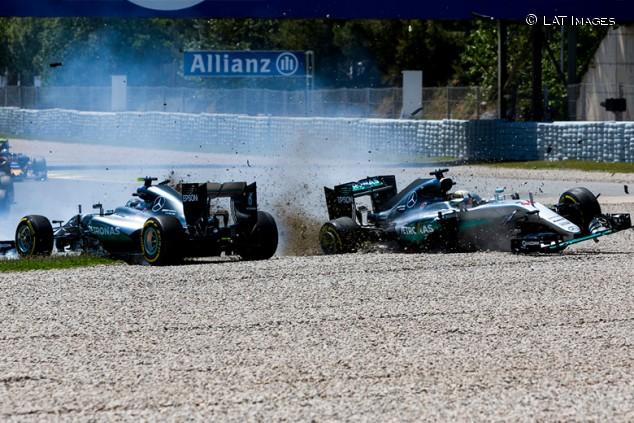"Hamilton: ""No esperéis que se repita España 2016, Bottas y yo no nos vamos a tocar"" - SoyMotor.com"