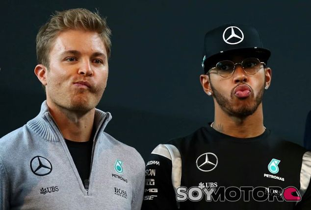 Rosberg y Hamilton lucharán por el título hasta el final - SoyMotor