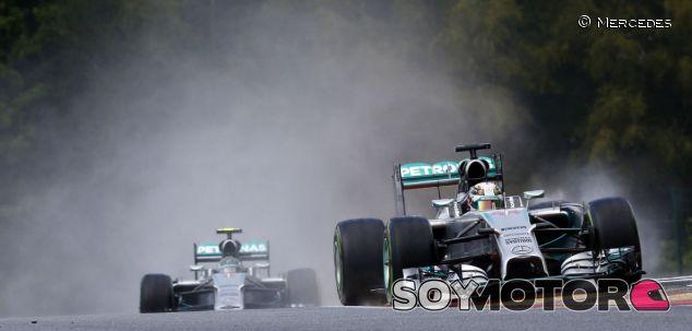 """Wolff: """"Spa fue una carrera complicada para Rosberg"""""""