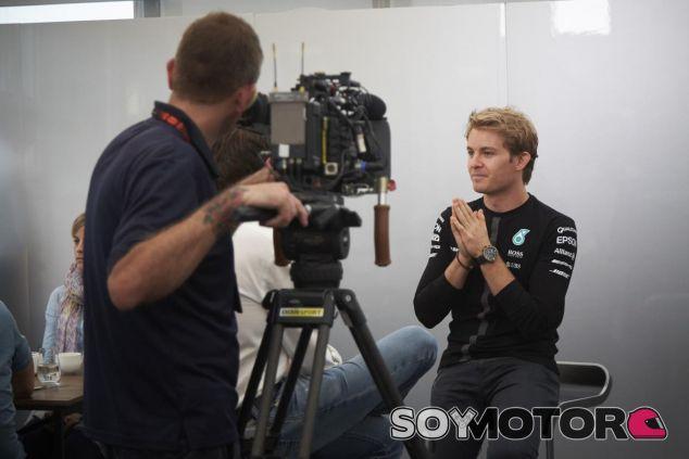 Rosberg está decidido a ganar en Japón, lo necesita si no quiere perder sus opciones de título - LaF1