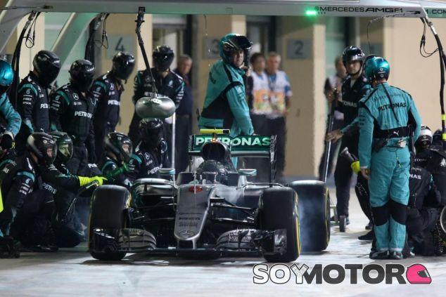 Nico Rosberg recibe los elogios de Lauda - SoyMotor