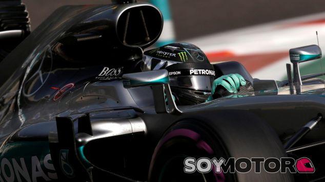 Rosberg será campeón si sube al podio mañana - SoyMotor