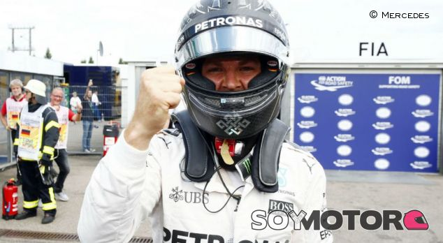 GP de Alemania F1 2016: Clasificación Minuto a Minuto - laF1