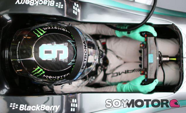 Nico Rosberg en Estados Unidos - LaF1