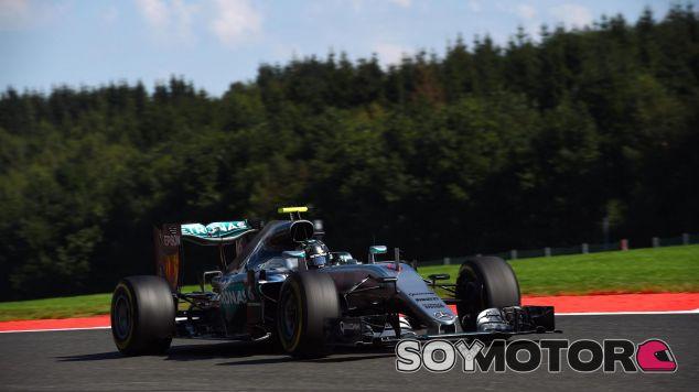 Rosberg logra la Pole Position en un circuito en el que jamás ha ganado en su trayectoria - LaF1
