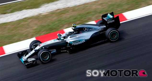 Nico Rosberg en Malasia - LaF1