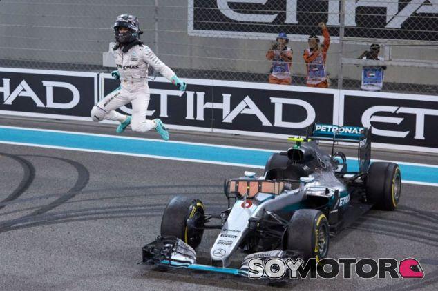 Rosberg emula a su padre 34 años después - SoyMotor