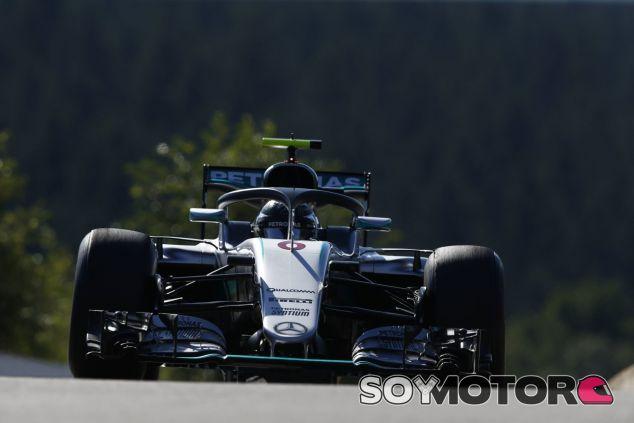 Rosberg está muy contento con el halo - LaF1