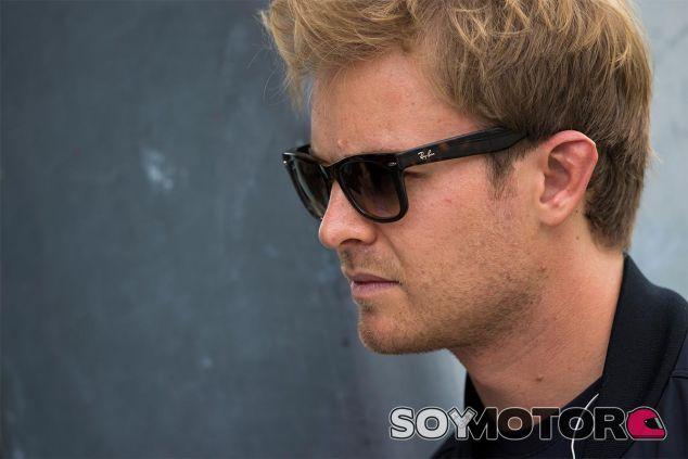 Nico Rosberg en una imagen de archivo - SoyMotor