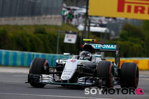 Rosberg ha sido el más rápido en la segunda jornada de entrenamientos libres - LaF1