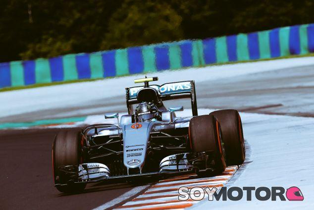 Rosberg está a seis puntos de Hamilton en el Campeonato - LaF1