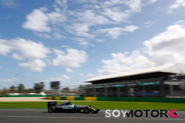 Nico Rosberg espera poder seguir con su racha de victorias - LaF1