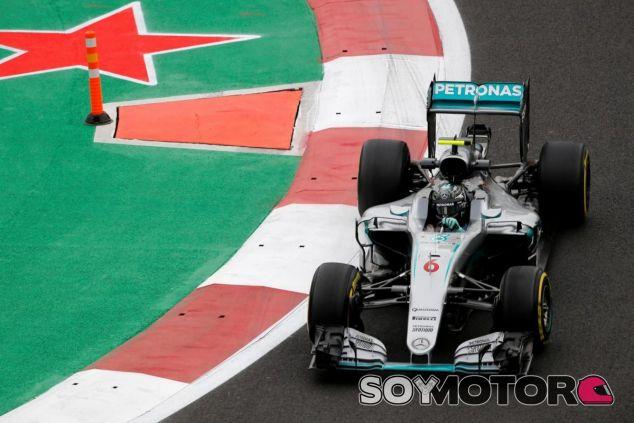 Rosberg no fue competitivo hoy - SoyMotor