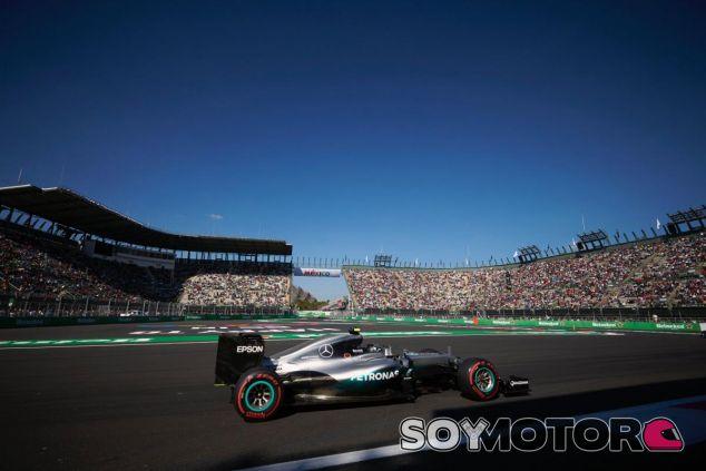 Rosberg tiene su primer 'match ball' en la carrera de hoy - SoyMotor