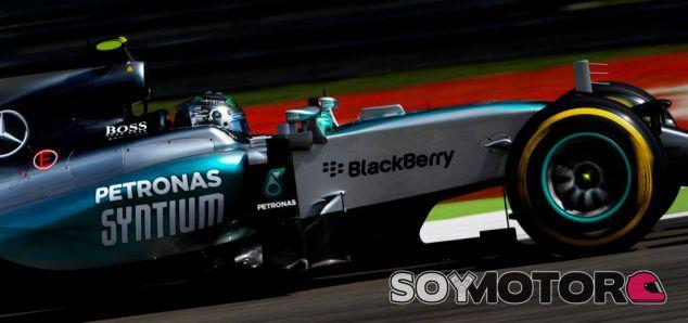 Nico Rosberg en Monza - LaF1