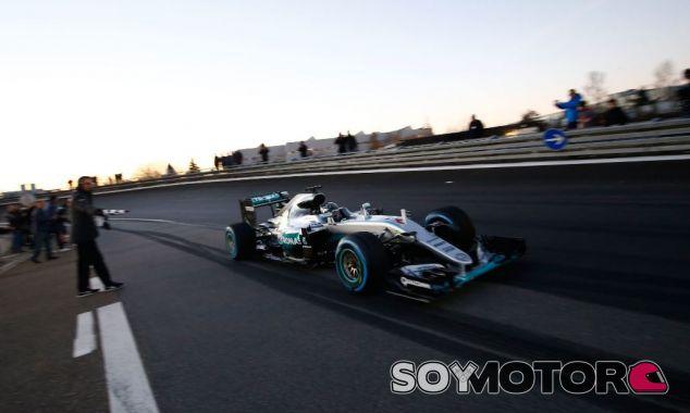Rosberg en el evento de 'Stars&Cars' de Mercedes - SoyMotor