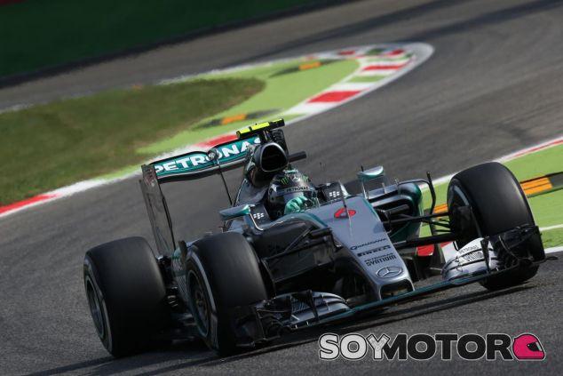 En Mercedes no quieren arriesgarse con el motor de Nico que se averió en el GP de Italia - LaF1