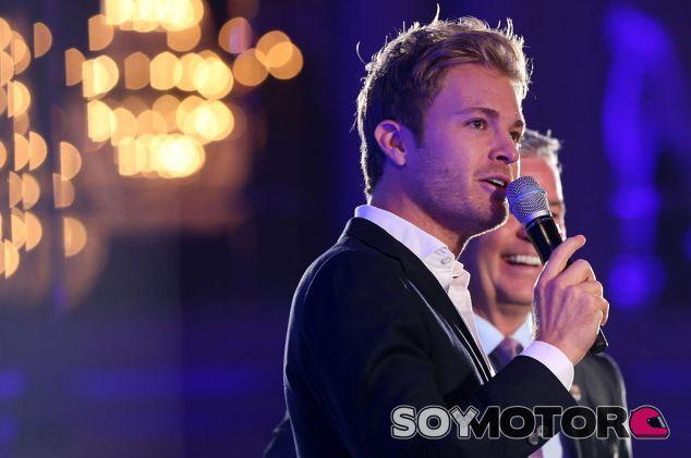 Nico Rosberg en una imagen de archivo de diciembre - SoyMotor