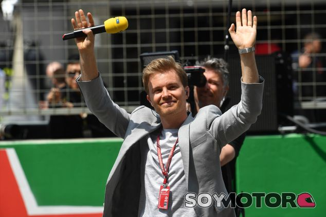 Nico Rosberg en Shanghái - SoyMotor.com