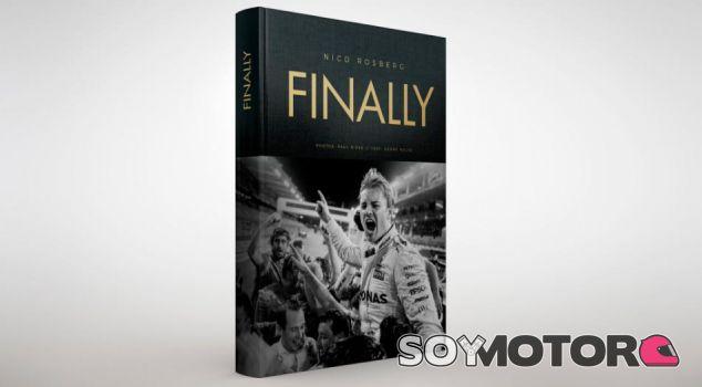 Finally, el libro del Mundial de Nico Rosberg - SoyMotor
